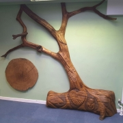 Knowledge  tree Holme school
