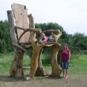 Big Chair - Lee Valley Country Park