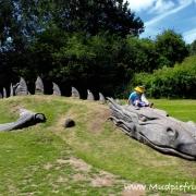 Dunorlan Park Dragon