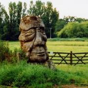 Big Head -  nr Eye Suffolk
